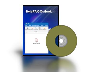 HylaFAX-Outlook